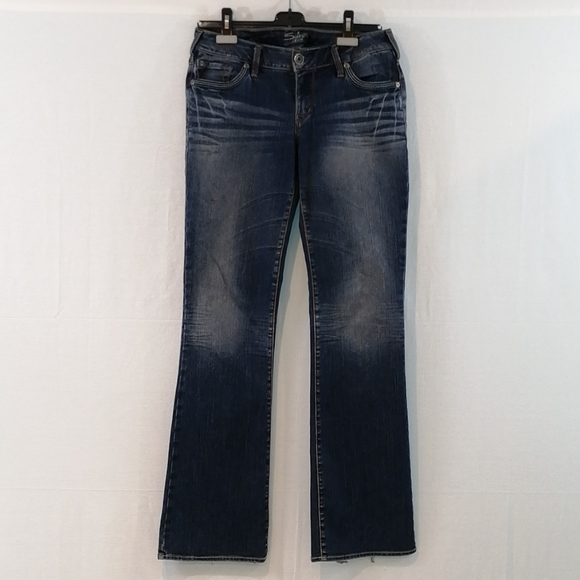 Silver Jeans Aiko Bootcut Denim Jeans